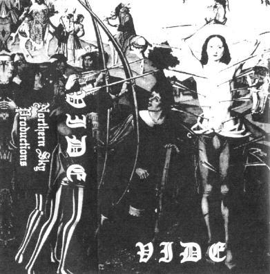 VIDE (CO) - Vide cover