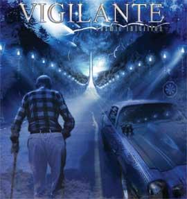 VIGILANTE - Cosmic Intuition cover
