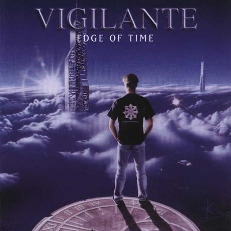 VIGILANTE - Edge of Time cover