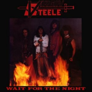 VIRGIN STEELE - Wait For The Night cover