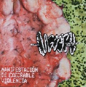 VISCERA/// - Manifestaciòn De Execrable Violencia cover