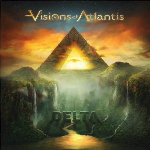 VISIONS OF ATLANTIS - Delta cover
