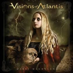 VISIONS OF ATLANTIS - Maria Magdalena cover