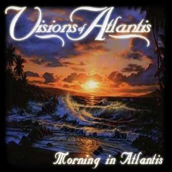 VISIONS OF ATLANTIS - Morning in Atlantis cover