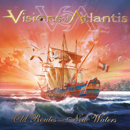 VISIONS OF ATLANTIS - Old Routes - New Waters cover