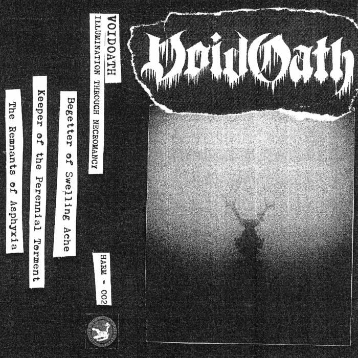VOIDOATH - Illumination Through Necromancy cover