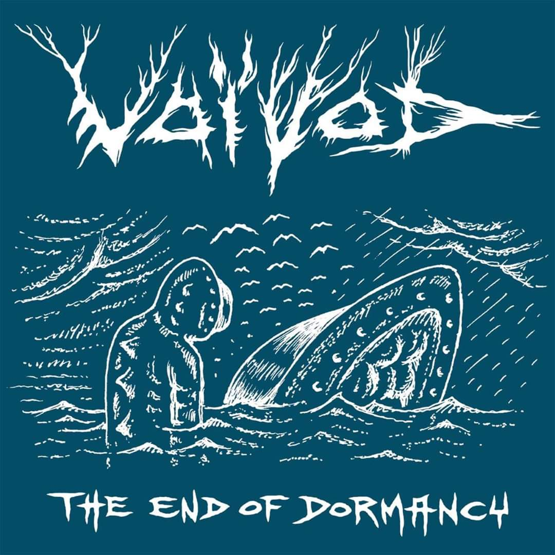 VOIVOD - The End of Dormancy cover