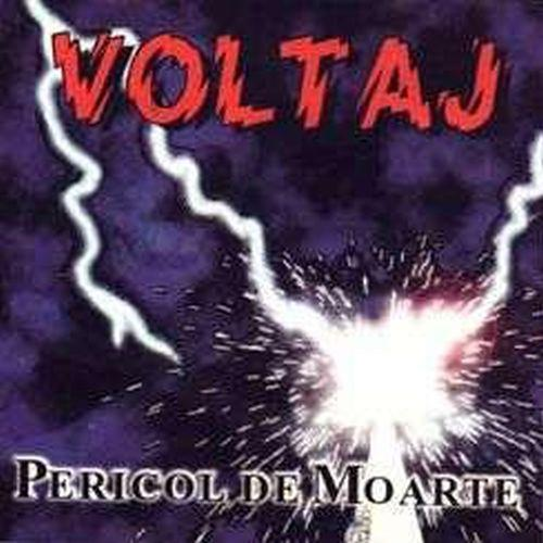 VOLTAJ - Pericol de moarte cover