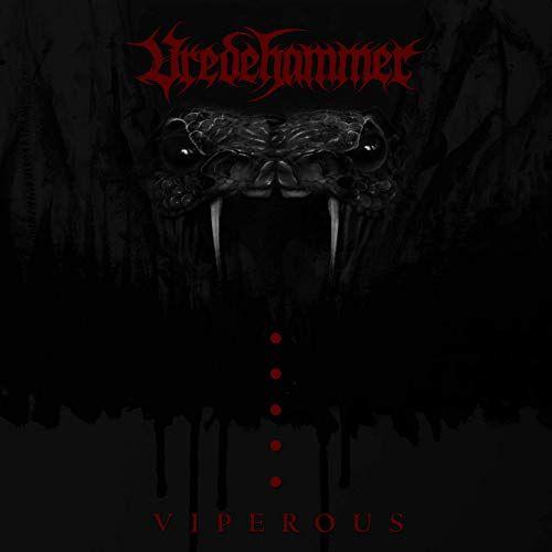 VREDEHAMMER - Viperous cover