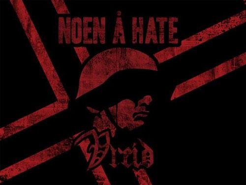 VREID - Noen å hate cover