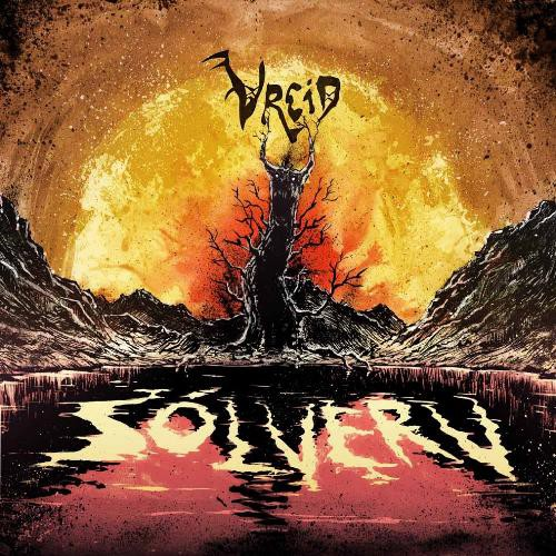 VREID - Sólverv cover