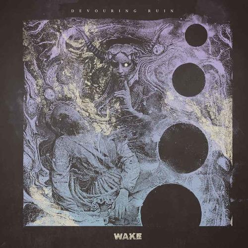 WAKE - Devouring Ruin cover