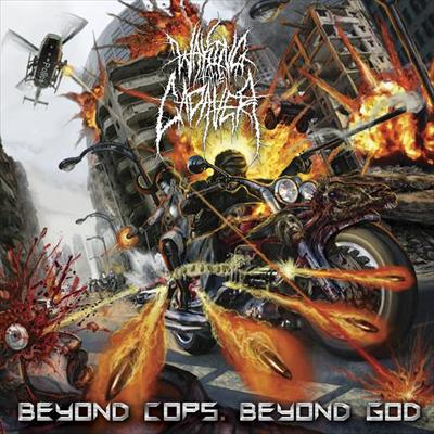WAKING THE CADAVER - Beyond Cops. Beyond God cover