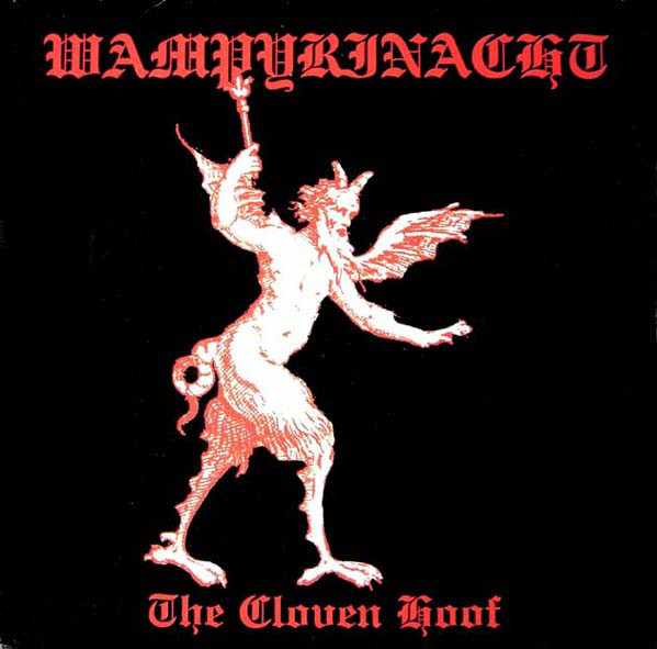 WAMPYRINACHT - The Cloven Hoof cover