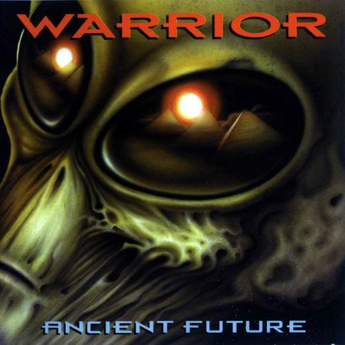 WARRIOR - Ancient Future cover