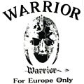 WARRIOR (NEWCASTLE) - For Europe Only cover