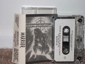 WARRIOR - Warrior cover