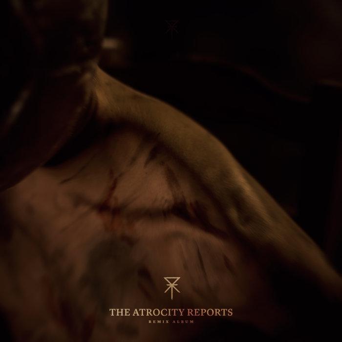 WHEELFALL - The Atrocity Reports - Remix Album cover