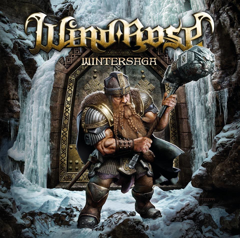 WIND ROSE - Wintersaga cover