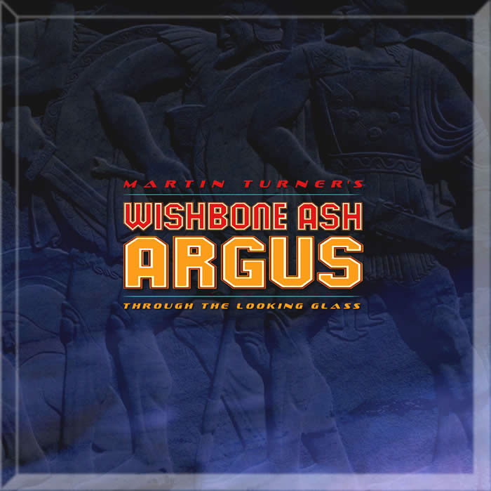 WISHBONE ASH - Argus: Through The Looking Glass cover