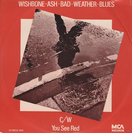 WISHBONE ASH - Bad Weather Blues cover