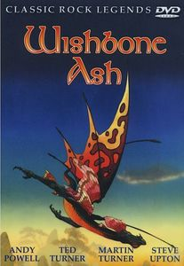 WISHBONE ASH - Classic Rock Legends: Wishbone Ash cover