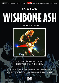 WISHBONE ASH - Inside Wishbone Ash cover