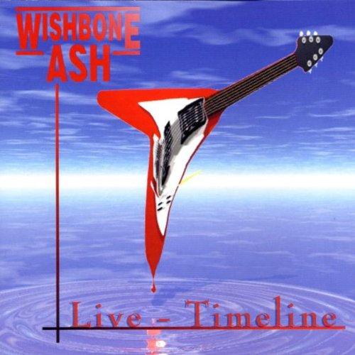 WISHBONE ASH - Live - Timeline cover
