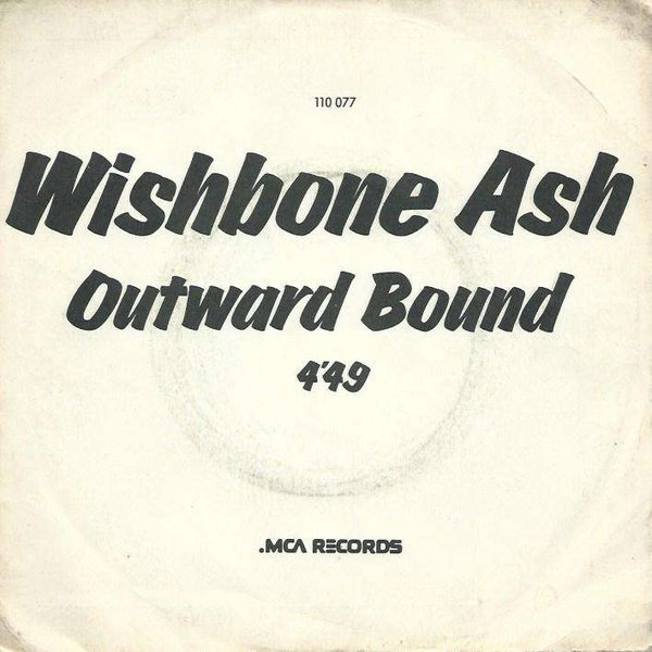 WISHBONE ASH - Outward Bound cover