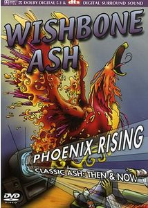 WISHBONE ASH - Phoenix Rising cover