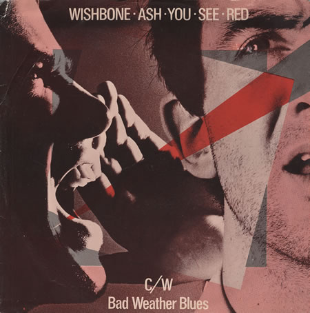 WISHBONE ASH - You See Red cover