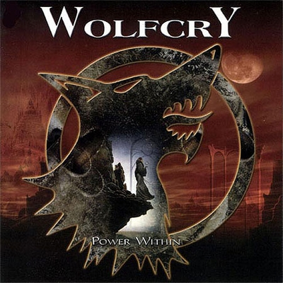 WOLFCRY - Power Within cover