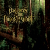 WOLVES IN THE THRONE ROOM - Malevolent Grain cover