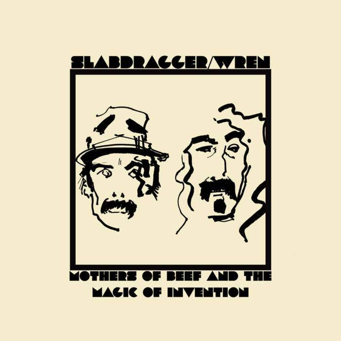 WREN - Mothers Of Beef And The Magic Of Invention cover