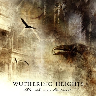 WUTHERING HEIGHTS - The Shadow Cabinet cover