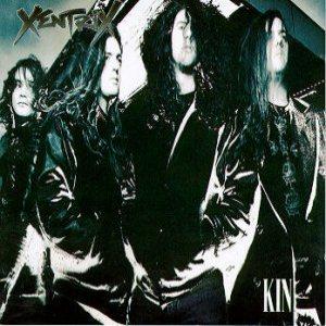 XENTRIX - Kin cover
