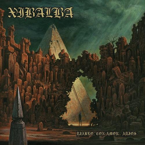 XIBALBA (CA) - Diablo, Con Amor.. Adios. cover