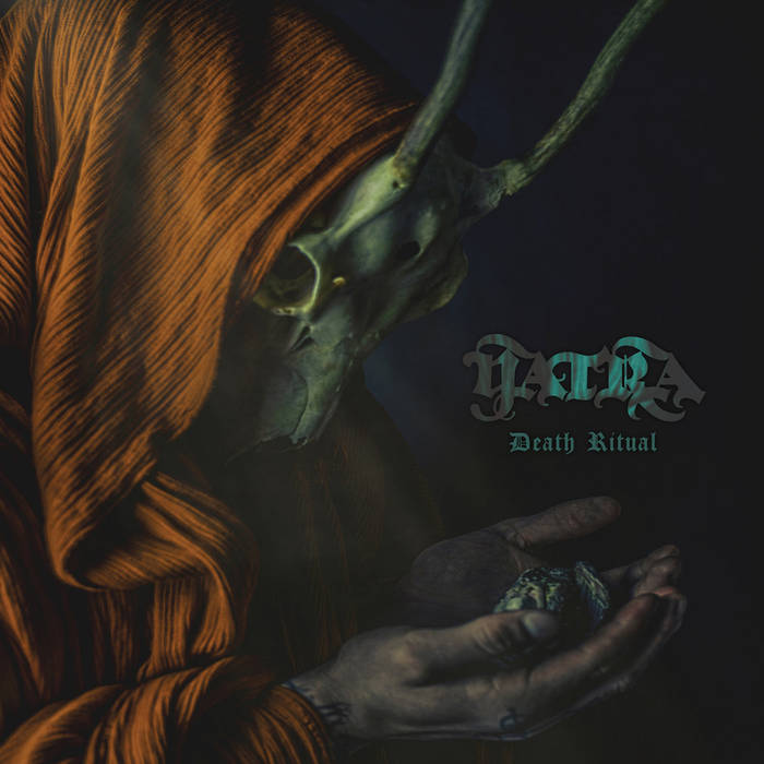YATRA - Death Ritual cover