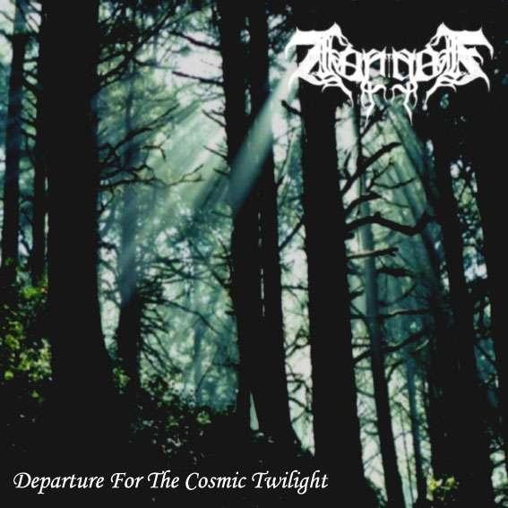 ZARGOF - Departure For The Cosmic Twilight cover