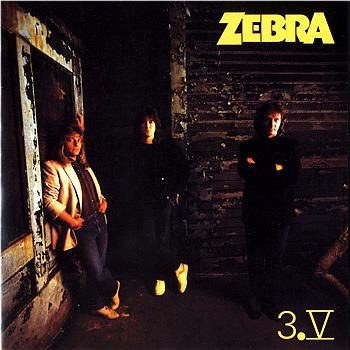 ZEBRA - 3.V cover