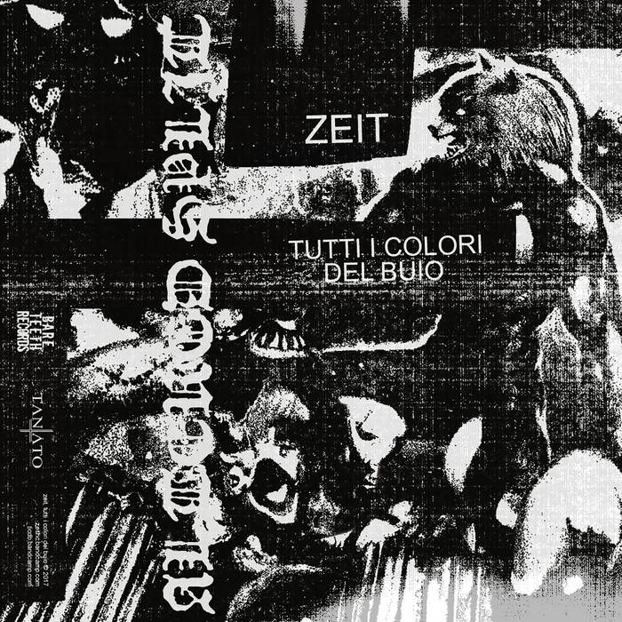 ZEIT - Altered Split cover