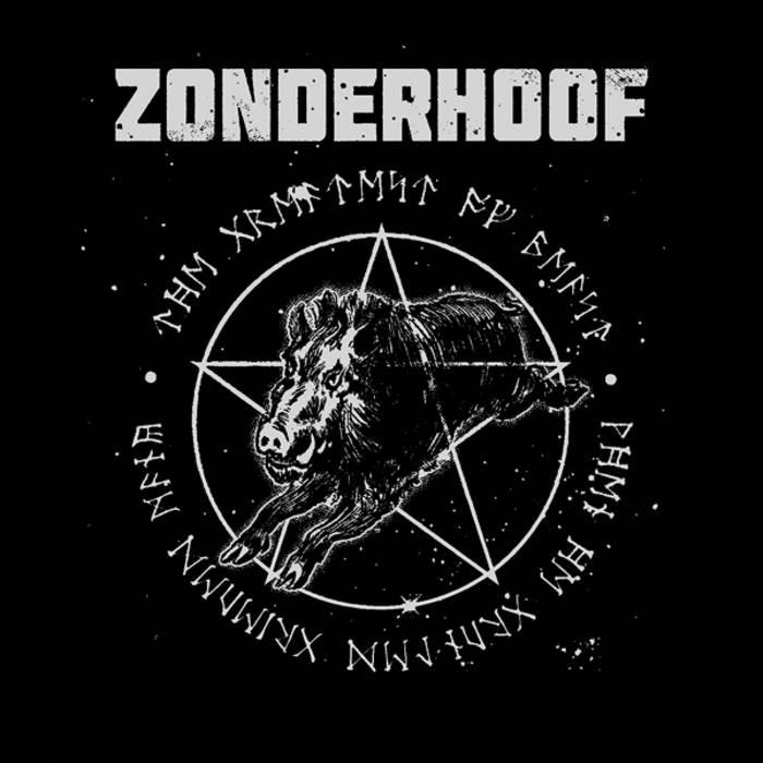ZONDERHOOF - Hakken! cover